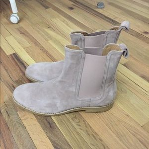 Dust Pink Represent Clo Chelsea Boots size 12